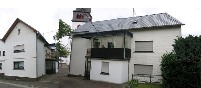 Wohnhaus mit Scheune in Mastershausen