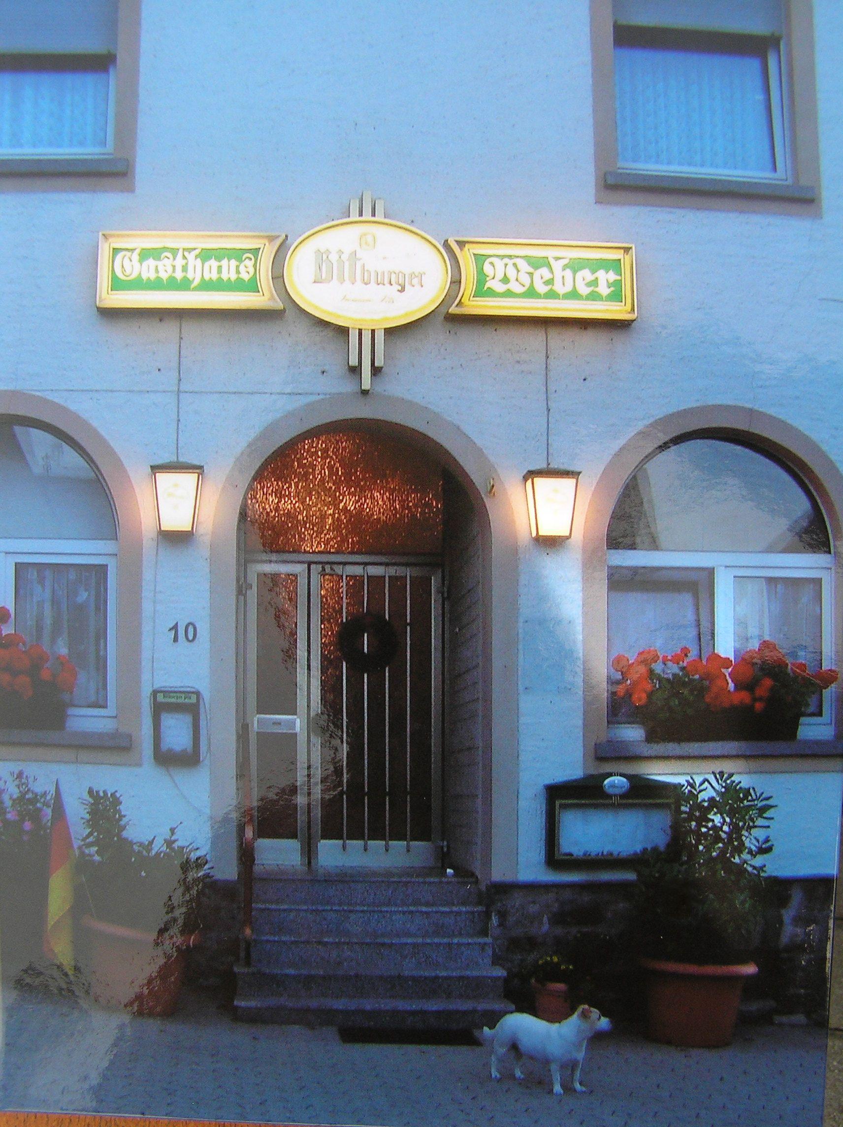 Ehemaliges Gasthaus in Uhler