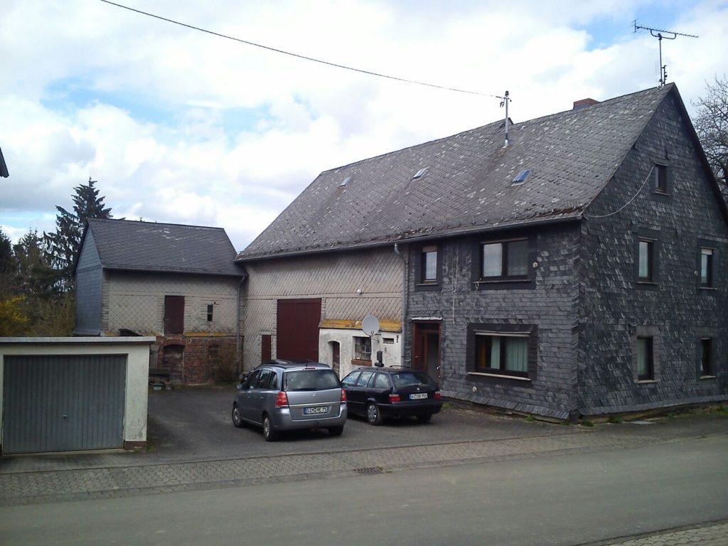 Bauernhaus in Belg